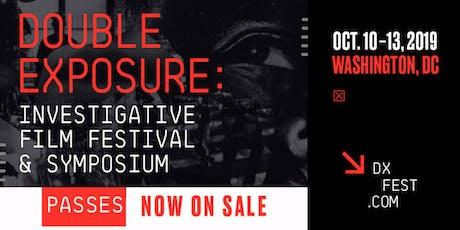 Double Exposure Investigative Film Festival & Symposium 2019 tickets