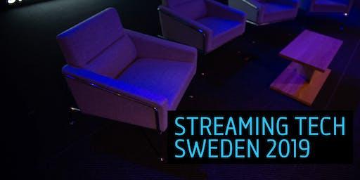 Streaming Tech Sweden 2019