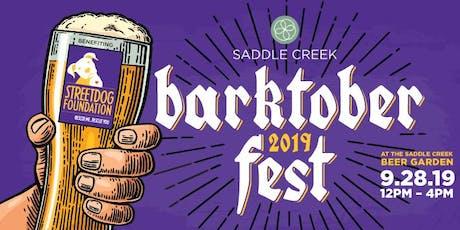 Barktober Fest tickets
