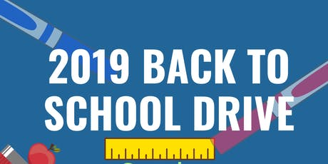 East New York Brooklyn 2019 Back to School Drive tickets
