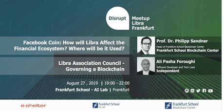 Disrupt Meetup | Facebook Libra : What is the Hype About? Tickets