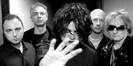 Le Cure (The Cure Tribute) tickets