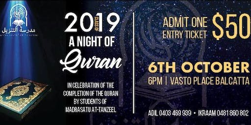 A Night Of Quran
