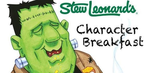 Stew Leonard's of Yonkers Halloween Character Trick or Treat Breakfast