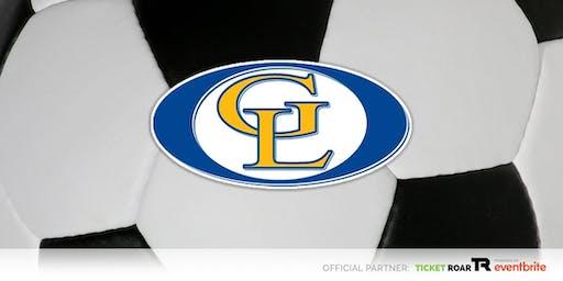 Gahanna Lincoln vs Grove City JV/Varsity Soccer (Boys)
