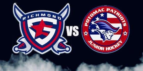 Richmond Generals Home Opening Weekend 9/14-9/15 tickets
