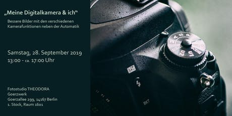 "Workshop ""Meine Digitalkamera & Ich"" Tickets"
