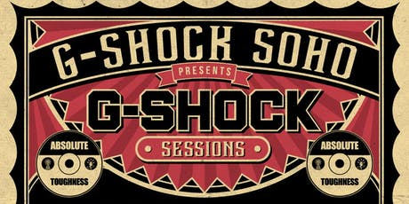 MEAN JOE SCHEME @ G-SHOCK SOHO PRESENTS: G-SESSIONS!  - 21 AND OVER tickets