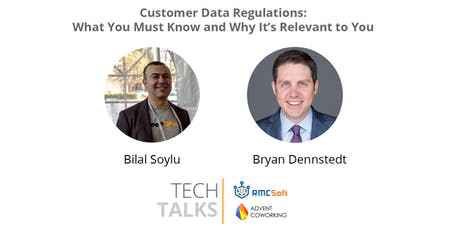 TechTalks on Customer Data Regulations: Why It's Relevant to Your Business tickets