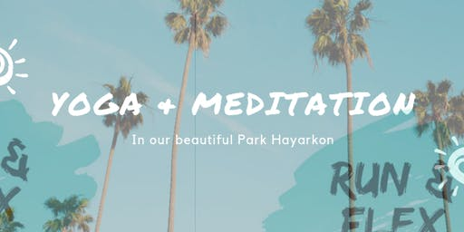 Yoga and meditation Summer Slinic
