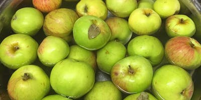 Preservin' for the Hungry: Apples! - North Tacoma