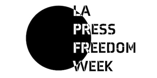 Points of Entry: Press Freedom at the U.S. Border