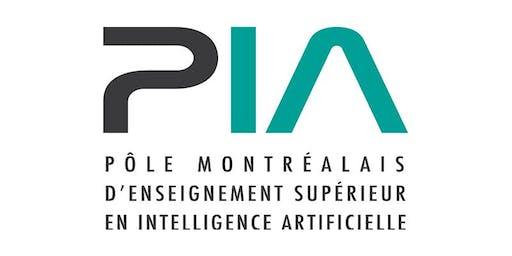 Lancement du Pôle montréalais d'enseignement supérieur en IA