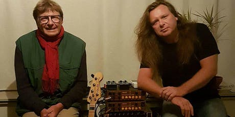 Pierre & Barend Courbois (Basgitaar clinic en duo optreden) in De Cactus tickets
