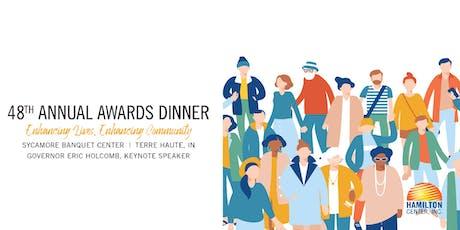 Hamilton Center Annual Awards Dinner 2019 tickets
