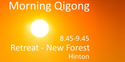 Introduction to Qigong - morning session 2 - Clara Apollo