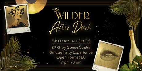 The Wilder After Dark tickets