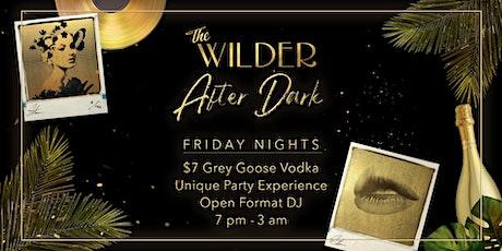 The Wilder After Dark tickets