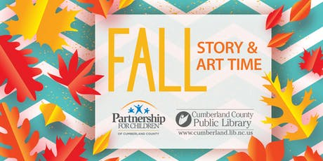 Fall themed Story & Art Time tickets