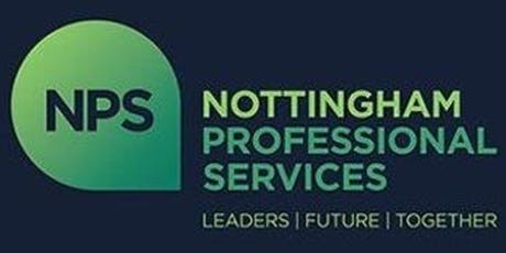 Nottingham Professional Services - City Update 2019 tickets