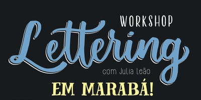 Workshop Lettering - MARABÁ