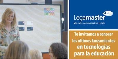 Presentación Legamaster: Tecnologías y usos en la educación