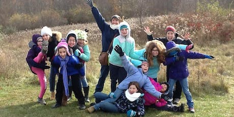 Weekend for Junior Girl Scouts March 13-15 tickets