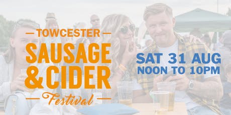 Towcester Sausage and Cider Festival 2019 tickets
