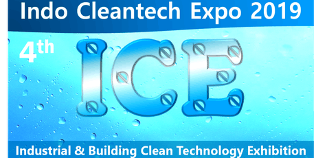 Indonesia Cleantech Expo (ICE 2019) tickets