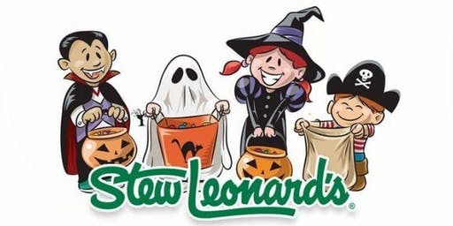Stew Leonard's of Yonkers Halloween Character Trick or Treat Brunch