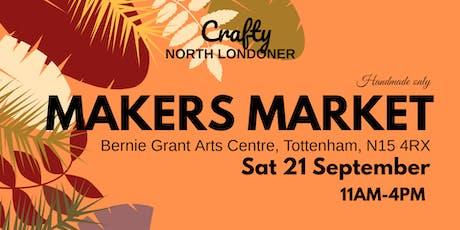 CraftyNoLo Makers Market  tickets