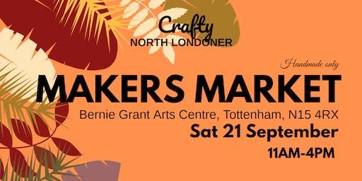 CraftyNoLo Makers Market