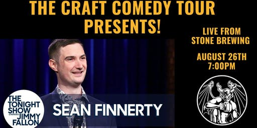 Stone Brewing Presents The Craft Comedy Tour