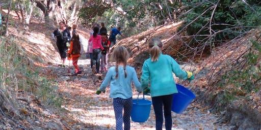 GreenTown Los Altos Creek Cleanup