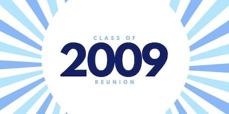 Cedar Cliff Class of 2009 10 Year Reunion tickets