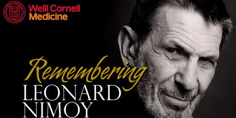 Remembering Leonard Nimoy- A COPD Awareness Event tickets
