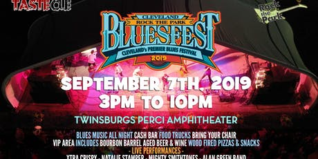 Blues Fest Cleveland tickets