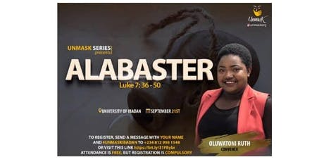 ALABASTER tickets