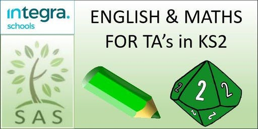 CPD for TAs - English and Maths in KS2