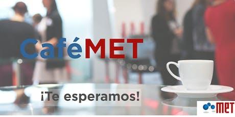 CaféMET: Liderazgo,  prosperidad y emprendimiento entradas