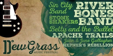 Dew Grass Music Festival tickets