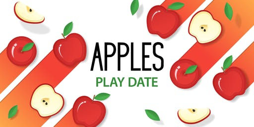 Apples themed Play Date