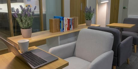 Coworking Open Day at Strathmore, Edinburgh tickets