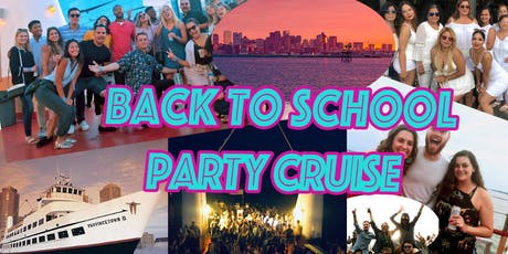 2019 Back to School Cruise with Fast Times Band tickets