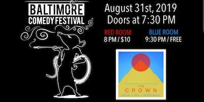 2019 Baltimore Comedy Festival @ The Crown