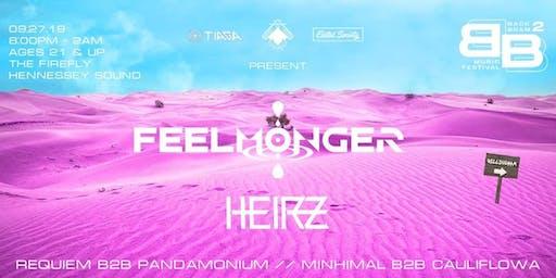 Back 2 Bellingham:Feelmonger