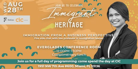 Fireside Chat: Immigration from a Business Perspective tickets