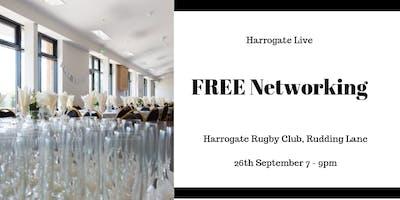 Harrogate Live at Harrogate Rugby Club