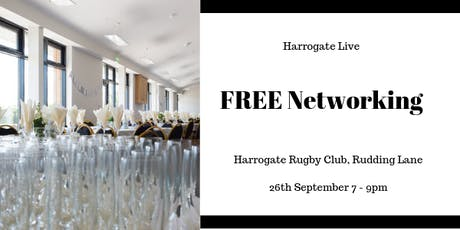 Harrogate Live at Harrogate Rugby Club tickets