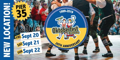 Oktoberfest By The Bay 2019 tickets